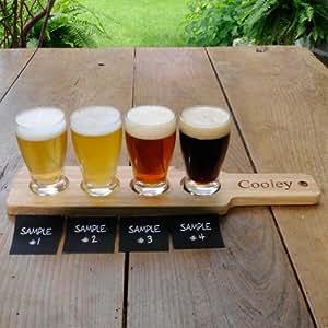 Beer Tasting Flight Set