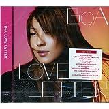 Love Letter KOREA (CD+DVD) *SEALED*