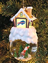 Buffalo Home Sweet Home Ornament