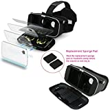 Awkli-3D-VR-GlassesVR-HeadsetVirtual-Reality-Headset-with-Adjustable-Lens-for-iPhone-5-5s-6-plus-Android-Samsung-S3-Edge-Note-4-and-35-6-Inch-Smart-phone-for-3D-Movies-Game-Box
