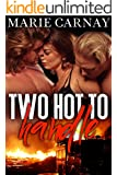 Two Hot to Handle: BBW Menage Romance (Mill Creek Menage Book 2)