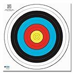 Cible ARC PAPIER BLASON WA 63X63 CM p...