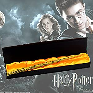 "OFTEN HARRY POTTER 14.2"" Hermione Magical Wand Replica Cosplay In Box"