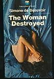 The Woman Destroyed (0006125255) by Simone de Beauvoir