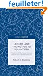 The Motive to Volunteer: Theory and R...