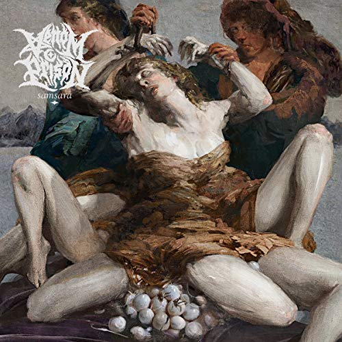Vinilo : Venom Prison - Samsara (LP Vinyl)