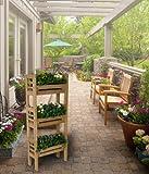 Algreen 00120 Stack'n Garden Modular Planters