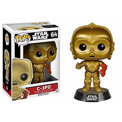 POP Star Wars: The Force Awakens - C-3PO Vinyl Figure