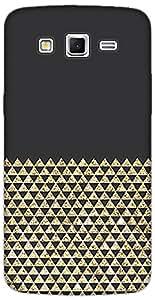 Gizmoz Customs Back Cover For Samsung Galaxy E7 (Samsunge7_555)