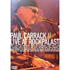 Paul Carrack - Live at Rockpalast [Import anglais]