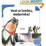 Você se lembra, Andorinha? (Portuguese Edition)