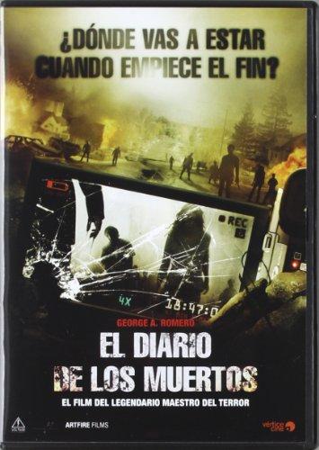 El Diario De Los Muertos (Ed.1 Disco) [DVD]