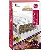 Emsa 509263 Gewürz-Kartei Barbecue, 6 Gewürze, 0.075...