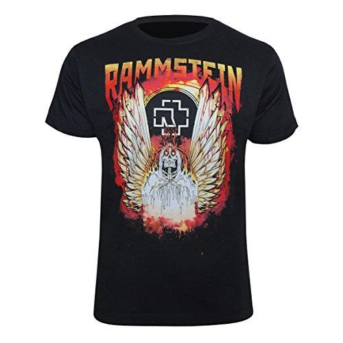 Rammstein -  T-shirt - Uomo nero M