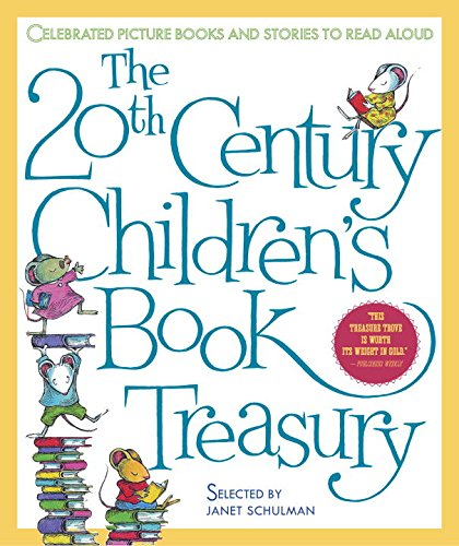 The 20th-Century Children's Book Treasury: Picture Books and Stories to Read Aloud (Family Time Bible In Pictures compare prices)
