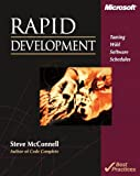 Rapid Development: Taming Wild Software Schedules (1556159005) by Steve McConnell