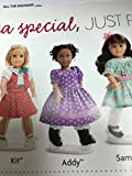 American Girl Addy Doll, Book & Accessories