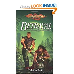 Betrayal (DragonLance: The Dhamon Saga, Volume II) by Jean Rabe