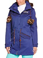 PICTURE ORGANIC CLOTHING Chaqueta Impermeable Amber Azul L