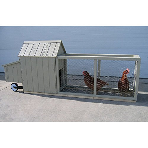 Little Cottage Corn Row Chicken Coop (Urban Coop Company compare prices)