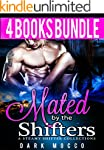 ROMANCE: Mated By The Shifters (Shift...
