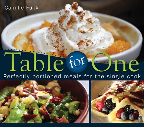 Table for One: Camille Funk: 9781599554327: Amazon.com: Books