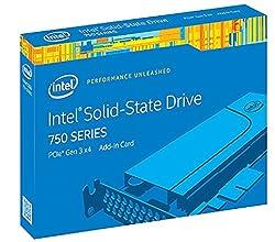 Intel SSD 750 Series PCIe AIC 1.2TB Internal SSD SSDPEDMW012T4R5