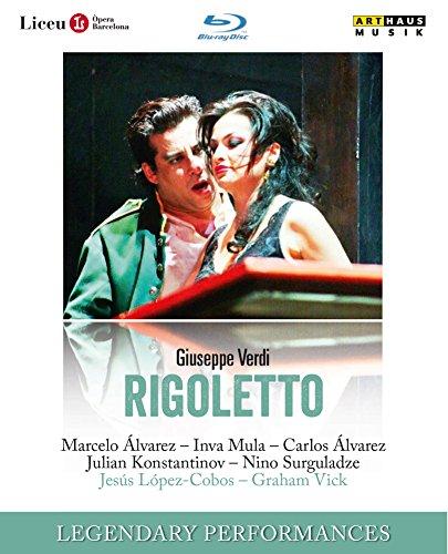 Verdi: Rigoletto (Legendary Performances) [Blu-ray]