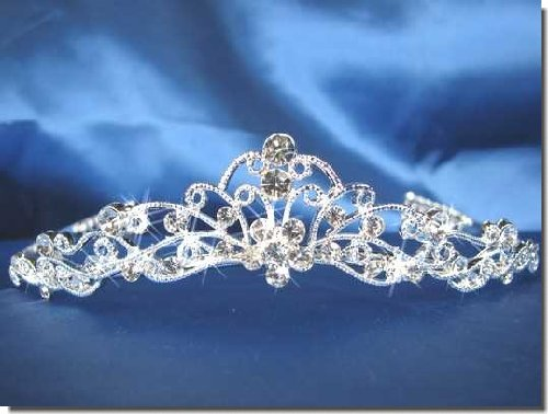 Wedding Tiara headband 10036
