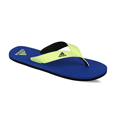 adidas Men's Eezay Max Out Men Croyal, Cblack and Ltflye Flip Flops and House