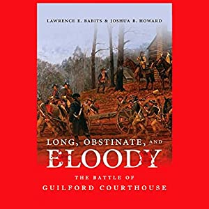 Long, Obstinate, and Bloody Audiobook