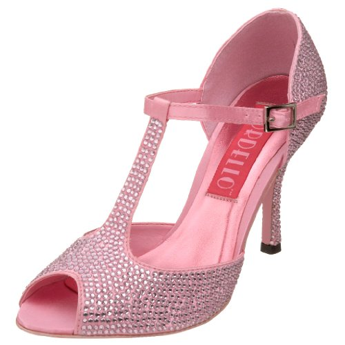 Bordello By Pleaser Women's Violet-01R Pump