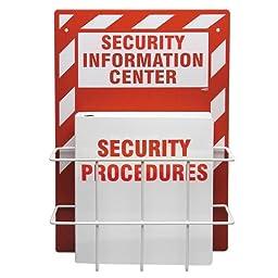 Brady IC322E Information Center, Workplace Safety