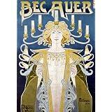 Bec Auer (V&A Custom Print)