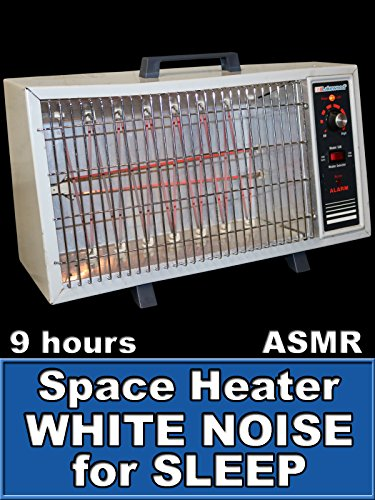 Space Heater White Noise for Sleep 9 Hours ASMR