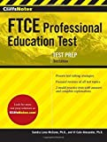 img - for CliffsNotes FTCE Professional Education Test, 3rd Edition by Sandra Luna McCune PhD (2014-10-21) book / textbook / text book