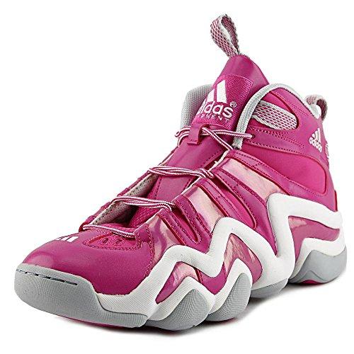 adidas Crazy 8 Uomo Basketball Scarpe C75765 Intense Rosa 10 M US