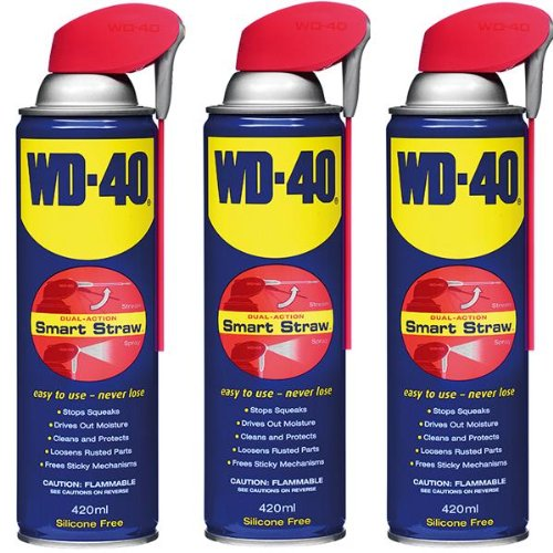 3-x-wd-40-smart-straw-aerosol-420ml-penetrant-lubricant-releasant-oil-stops-squeaks-cleans-and-prote