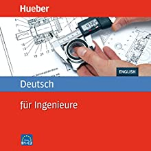 Deutsch für Ingenieure: English Audiobook by Renate Kärchner-Ober Narrated by  div.