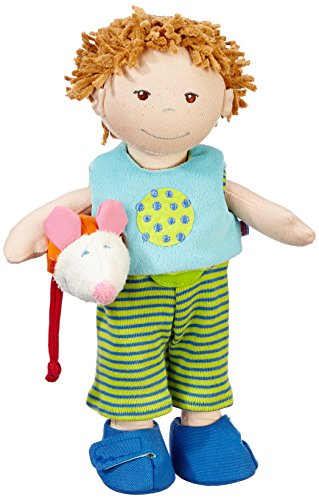 Haba Soft Doll Lucas - 1