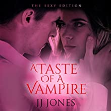 A Taste of a Vampire Audiobook by JJ Jones Narrated by Lisa McKenna