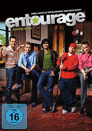 Entourage - Staffel 3, Teil 1 [3 DVDs]