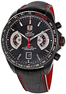 TAG Heuer Grand Carrera Mens Watch CAV518B.FC6237