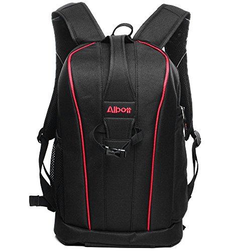 Albott-Waterproof-SLR-DSLR-Camera-Backpack-for-Canon-EOS-Sony-Nikon-Black