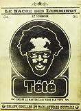 echange, troc Tete - Le Sacre Des Lemmings  P/V/G Tab.