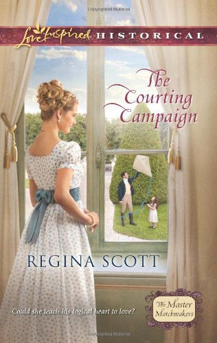 Image of The Courting Campaign (Love Inspired Historical)