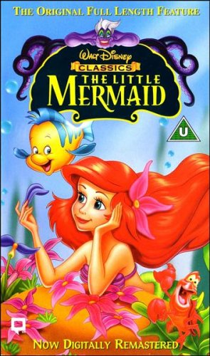 The Little Mermaid [VHS] [1990]