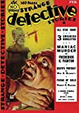 img - for Strange Detective Stories - 02/34: Adventure House Presents: by Robert E. Howard (2013-12-09) book / textbook / text book