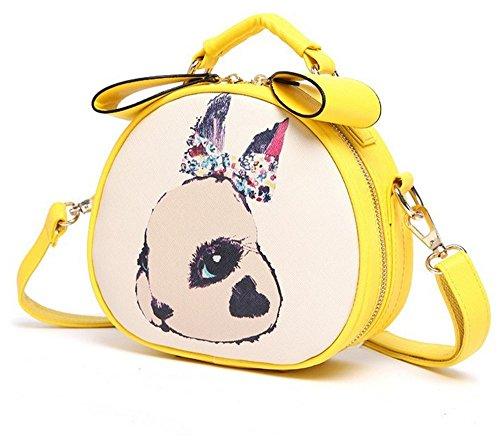 princesa-dulce-satchel-bolso-lindo-adorable-conejo-mini-bolsa-amarillo-amarillo-batedan-k980yellow