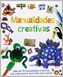 Manualidades creativas: 9788428542555: Amazon.com: Books